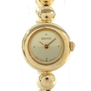 セイコー(SEIKO)のセイコー 腕時計 1E20-0070 レディース(腕時計)