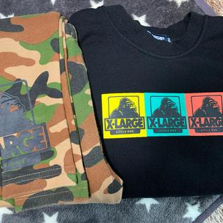 エクストララージ(XLARGE)のXLARGE キッズ セット(Tシャツ/カットソー)