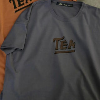 ハグオーワー(Hug O War)のハグオーワー クロスクロス 妄想カフェTシャツ (Tシャツ/カットソー(半袖/袖なし))