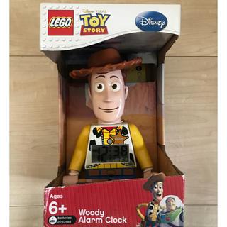 Lego - レゴ トイストーリー 時計 ウッディ LEGO