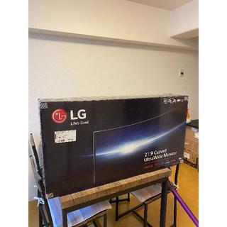 LG Electronics - 【9/21 18時に終了します。】LG 34 21:9曲面モニター