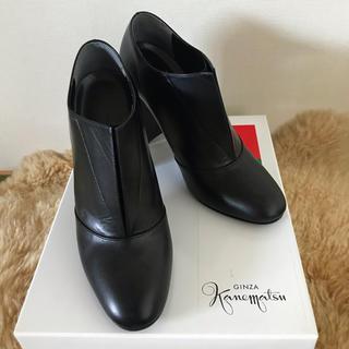 ギンザカネマツ(GINZA Kanematsu)のショートブーツ   ブーツ(ブーツ)