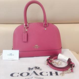 COACH - 新品 コーチ ハンドバック ショルダーバック coach