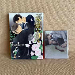 日高ショーコ「憂鬱な朝 4」二つ折りミラー/コミコミ限定(170円お値引き)