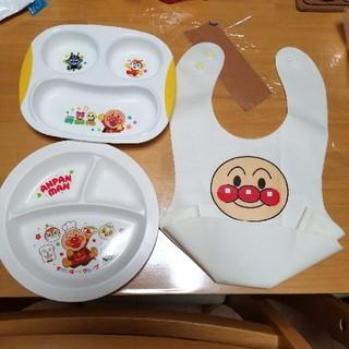 アンパンマン(アンパンマン)のアンパンマン食器(プレート/茶碗)