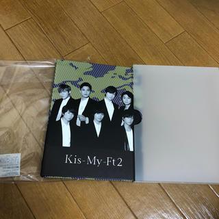 キスマイフットツー(Kis-My-Ft2)のキスマイ 写真入れ アルバム(アイドルグッズ)