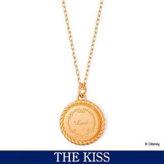 ザキッス(THE KISS)のTHE KISS ディズニー プリンセスネックレス(ネックレス)