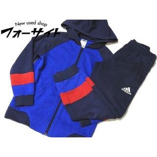 adidas - D39 アディダス ◆△ サイズ140cm ジャージ セットアップ 1