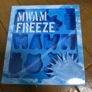 マンウィズアミッション(MAN WITH A MISSION)のマンウィズ シリコン 製氷器ケース(ミュージシャン)