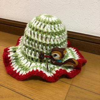グラグラ(GrandGround)のグラグラ毛糸帽 Sサイズ(帽子)