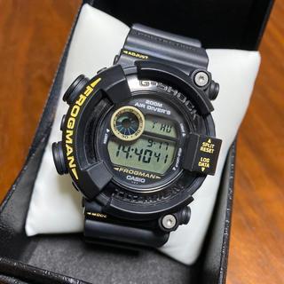 ジーショック(G-SHOCK)のCASIO カシオ G-SHOCK フロッグマン(腕時計(デジタル))