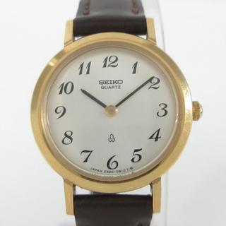 セイコー(SEIKO)のセイコー 腕時計 2320-0060 レディース 白(腕時計)