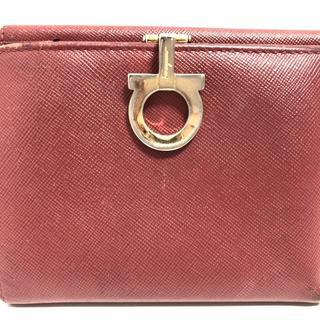 サルヴァトーレフェラガモ(Salvatore Ferragamo)のサルバトーレフェラガモ 2つ折り財布(財布)