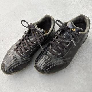 アディダス(adidas)の野球 スパイク 子供 22.5cm(シューズ)