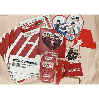 iKON - iKON FC 会報 セット