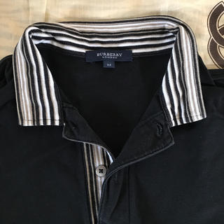 BURBERRY BLACK LABEL - バーバリー ブラックレーベル ポロシャツ ゴルフ