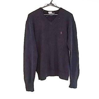 ポロラルフローレン(POLO RALPH LAUREN)のポロラルフローレン 長袖セーター サイズM(ニット/セーター)