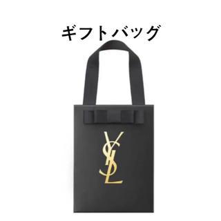 イヴサンローランボーテ(Yves Saint Laurent Beaute)のYSL イヴサンローランミニ ギフト バッグ(ショップ袋)