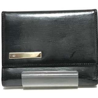 ヨンドシー(4℃)の4℃(ヨンドシー) 3つ折り財布 ダークグレー(財布)