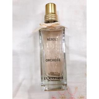 ロクシタン(L'OCCITANE)のロクシタン オーキデ プレミアムオードトワレ 75ml(香水(女性用))