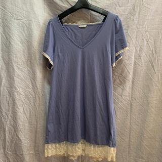 アクシーズファム(axes femme)のTシャツ 半袖カットソー トップス アクシーズファム Mサイズ(カットソー(半袖/袖なし))
