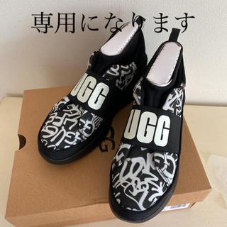 アグ(UGG)のUGG NEUTRA GRAFFITI POP  24㎝(25㎝26㎝あり)(スニーカー)