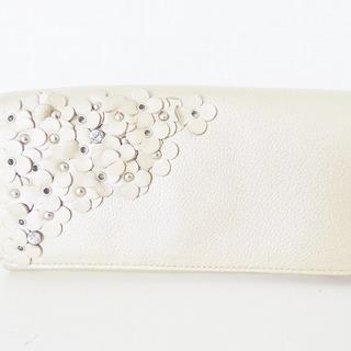 アンテプリマ(ANTEPRIMA)のアンテプリマ 長財布 シャンパンゴールド(財布)