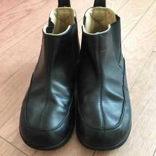 バーバリー(BURBERRY)のバーバリー ブーツ22cm(ブーツ)