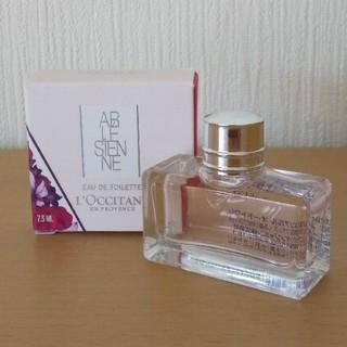 ロクシタン(L'OCCITANE)のロクシタン リボンアルル オードトワレ 香水 未使用品(香水(女性用))