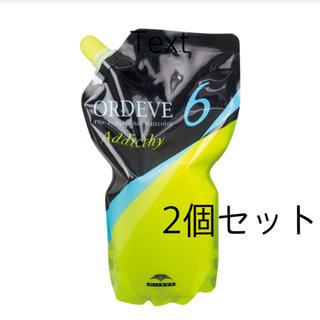 ミルボン(ミルボン)のミルボン アディクシー ヘアカラー2剤 オキシダン 6% 新品未使用(カラーリング剤)