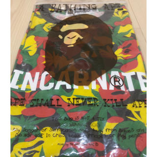 A BATHING APE - A Bathing Ape X Snoop Lion