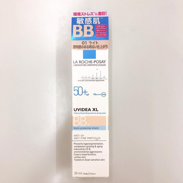 LA ROCHE-POSAY(ラロッシュポゼ)の新品未開封 ラ ロッシュ ポゼ UVイデア XL プロテクションBB 01 コスメ/美容のベースメイク/化粧品(BBクリーム)の商品写真