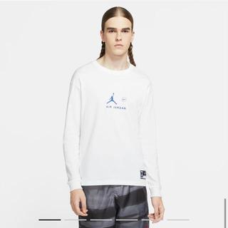 フラグメント(FRAGMENT)の交渉可 Jordan  fragment ロングスリーブtシャツ Mサイズ(Tシャツ(長袖/七分))