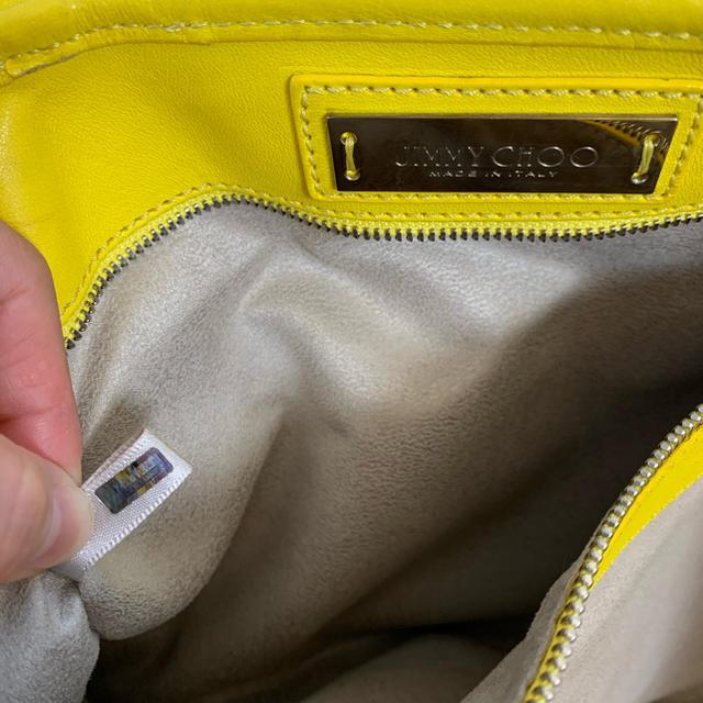 JIMMY CHOO(ジミーチュウ)のジミーチュウ スタッズトート  本物 レディースのバッグ(トートバッグ)の商品写真