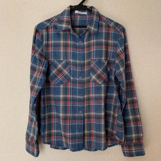 マウジー(moussy)のMOUSSY チェックシャツ ネルシャツ(シャツ/ブラウス(長袖/七分))