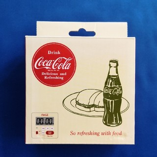 コカコーラ(コカ・コーラ)の【新品】キッチンタイマー コカ・コーラ(その他)