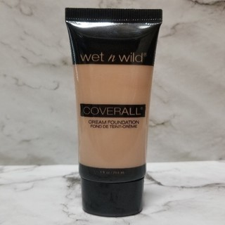 セフォラ(Sephora)のwet n wild♥︎︎COVERALL CREAM FOUNDATION(ファンデーション)