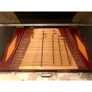 中国楽器 揚琴(ヤンチン) プロ仕様 特級品 (その他)