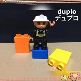Lego - デュプロ 働く人 消防士 ファイヤーマン