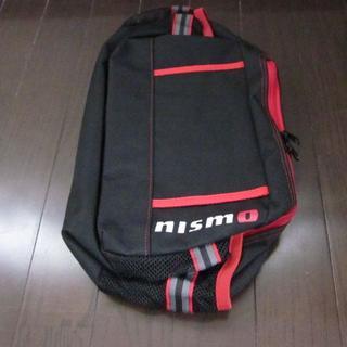 ニッサン(日産)のニスモ nismo ヒップバッグ KWA40-50800 未使用 送料込み(バッグパック/リュック)