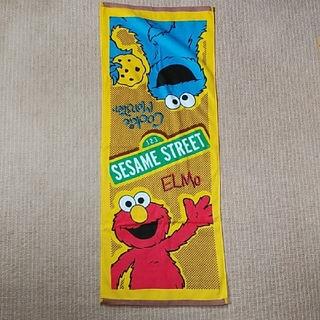 セサミストリート(SESAME STREET)のセサミストリート フェイスタオル(キャラクターグッズ)