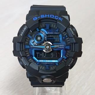 CASIO - 超美品【CASIO/G-SHOCK】デジアナ メンズ腕時計 GA-710
