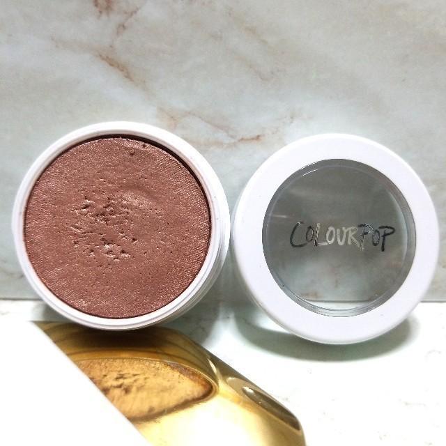 colourpop(カラーポップ)のColourpop❇SSCheek # BUTTERFLY BEACH コスメ/美容のベースメイク/化粧品(チーク)の商品写真