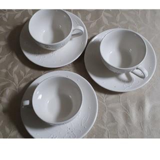 アフタヌーンティー(AfternoonTea)のAfternoon Tea アフタヌーン ティー ティーカップ&ソーサー 3客(グラス/カップ)