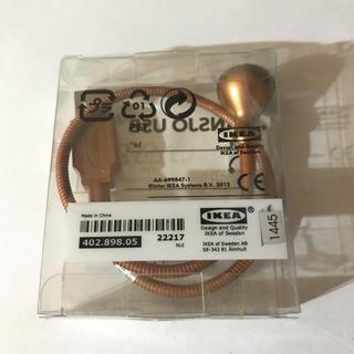 イケア(IKEA)のIKEA  USBライト ブラウン(その他)
