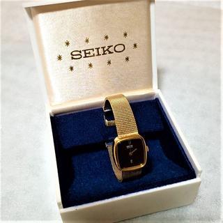 セイコー(SEIKO)のSEIKO GOLD FIELD BACK SGP JAPAN FIELD (腕時計)