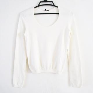 セオリー(theory)のtheory(セオリー) 長袖セーター サイズ2 S(ニット/セーター)