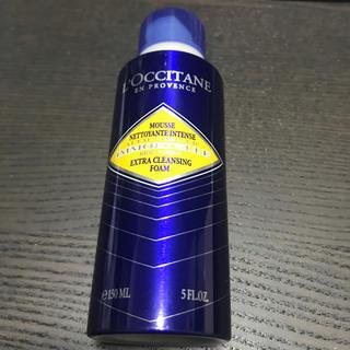 ロクシタン(L'OCCITANE)のロクシタン イモーテル クレンジングフォーム(洗顔料)