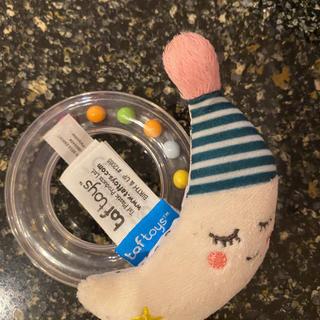 ミキハウス(mikihouse)のベビー用👶🏼おもちゃ🌙MIKIHOUSEラトルガラガラ(知育玩具)