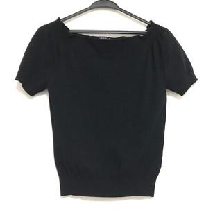 セオリー(theory)のセオリー 半袖セーター サイズ2 S美品 (ニット/セーター)